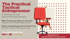 Practical Tactical Entrepreneur - CHF