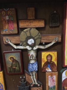 icon writer (the orthodox name for icon painter)